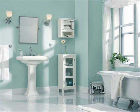 paint for small bathrooms colors for small bathrooms