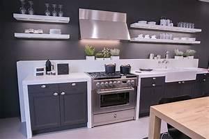 Schwarz Weiße Küche : grau wei e k che die neuesten innenarchitekturideen ~ Markanthonyermac.com Haus und Dekorationen