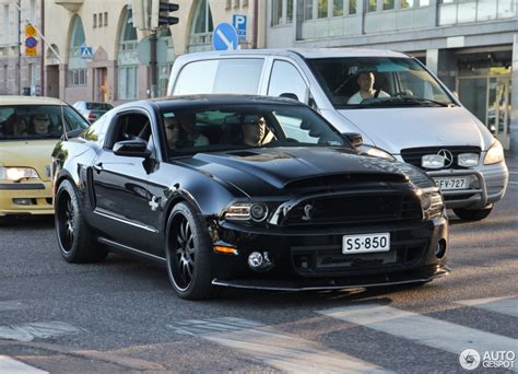 2013 Gt500 Snake by Ford Mustang Shelby Gt 500 Supersnake 2013 6 July 2015