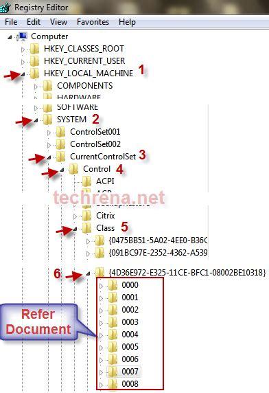 amac address change change mac address or physical address using registry