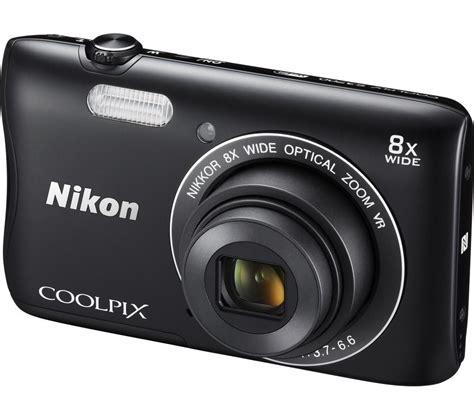 nikon coolpix nikon coolpix s3700 compact black deals pc world Nikon Coolpix