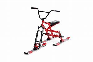 A ski trike? Who thinks of this stuff? - Singletracks ...