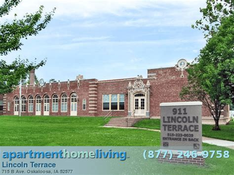 lincoln terrace apartments lincoln terrace apartments oskaloosa apartments for rent