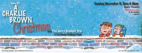vince guaraldi trio calgary jazz up your holiday with tales of a charlie brown christmas