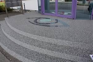 Bodenbelag Terrasse Kunstharz : natursteinteppich terrassenbelag balkonbeschichtung terrassenbelag industrieboden kunstharzboden ~ Orissabook.com Haus und Dekorationen
