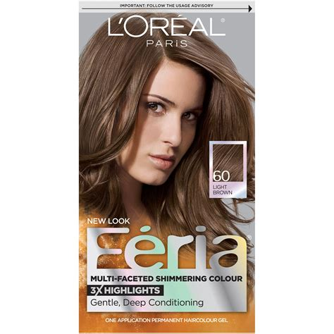 Professional Brown Hair Dye by L Or 233 Al Couleur Experte Hair Color