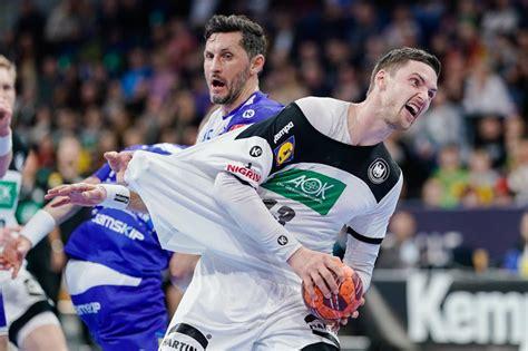 Der verband hofft auf eine ausnahmeregelung für island. Handball-Länderspiel in Mannheim: Fotos von Deutschland ...