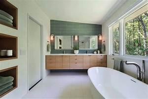 Mid Century Modern Bathroom Ideas for Decorating Your