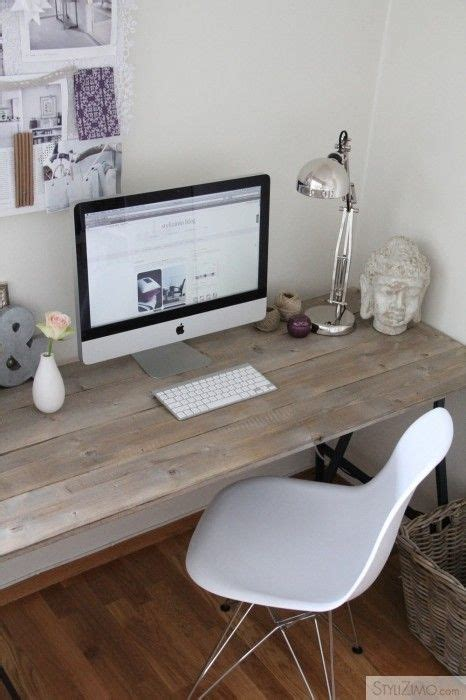 diy bureau diy country desk living area ideas and decor