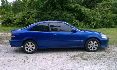 99 Civic Si For Sale/trade...