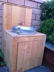 Waschbecken Für Draußen : suchen sie nach einem gartenschrank aus holz ~ Frokenaadalensverden.com Haus und Dekorationen
