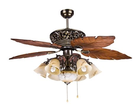 fan light kit ceiling lighting tropical ceiling fans with lights