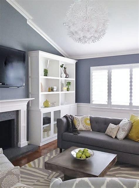 grey  green living contemporary living room san