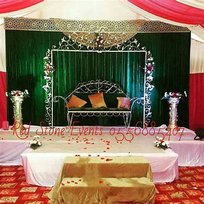 Stage Decoration Simple Decorations Designs Theme Flower