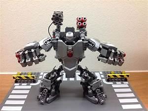 LEGO Ideas - War Machine Hulkbuster | Lego Sweet Lego ...