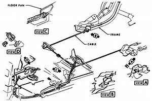 1967-68 Firebird Fuel System Exploded View Images