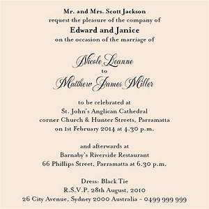 proper wedding invitation wording for deceased parents With wedding invitations for deceased parent