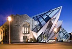 Royal Ontario Museum - Libeskind