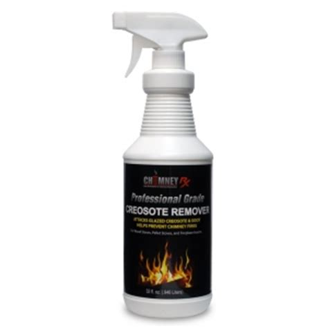 chimneyrx creosote cleaner chimney rx products www