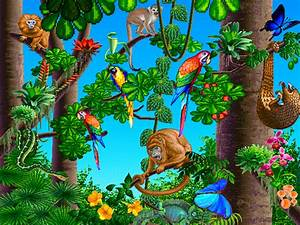 Free Jungle Clip Art Pictures - Clipartix