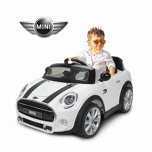 Voiture Electrique Enfant : homcom bmw mini hatch voiture v hicule lectrique pour ~ Nature-et-papiers.com Idées de Décoration