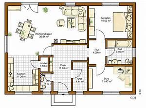 Grundriss Bungalow 100 Qm : hanseatic hausbau in hamburg und niedersachsen wir bauen ihren traum bungalows ~ Frokenaadalensverden.com Haus und Dekorationen