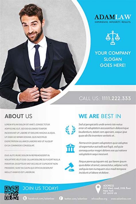 business flyer templates free lawyer service free flyer template for photoshop