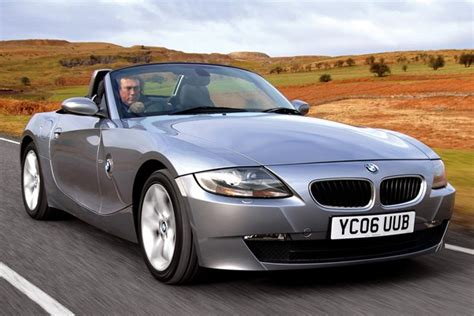 Bmw Z4 Roadster Review (2003  2008) Parkers