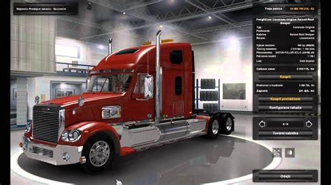 truck simulator 2 original ets2 truck simulator 2 freightliner coronado