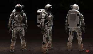Cool Futuristic Astronaut Space Suit Design — GeekTyrant