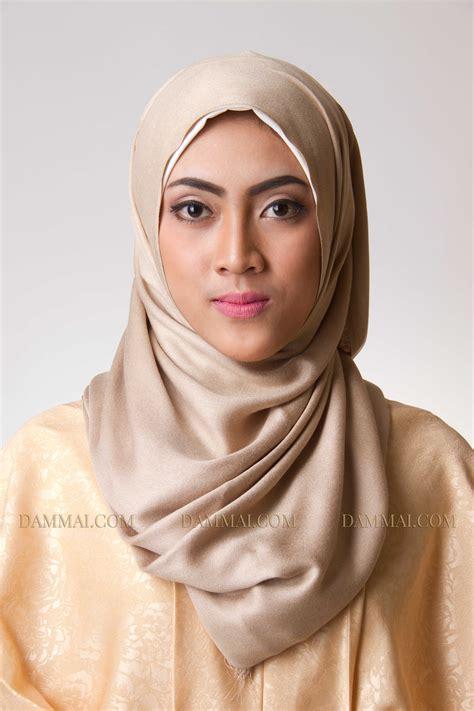 flaxen hijab pashmina dammai