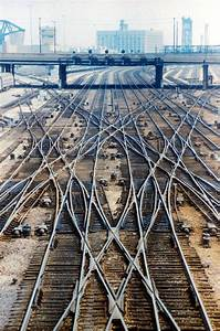 Railroad Interlocking Diagrams