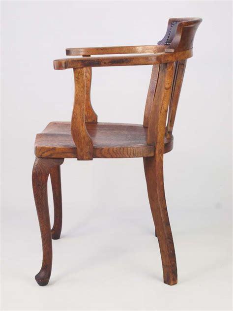 Vintage Oak  Ee  Desk Ee   Chair