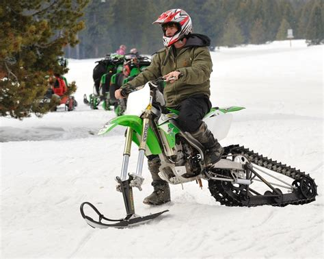 motocross snow bike 48 best images about timbersled on pinterest bikes