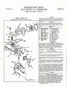 Thesamba Com    Carburetor Manuals