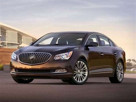 Buick Lacrosse Models by 2014 Buick Lacrosse Models Trims Information And