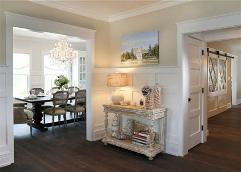 Foyer Dining Room Decorating Ideas by Traditional Restored Shingle Home Home Bunch Interior