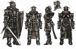Armor Designs - Characters & Art - The Last Story