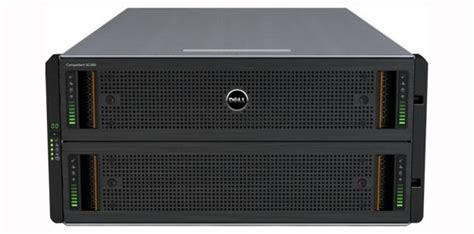 dell compellent sc storage krome technologies