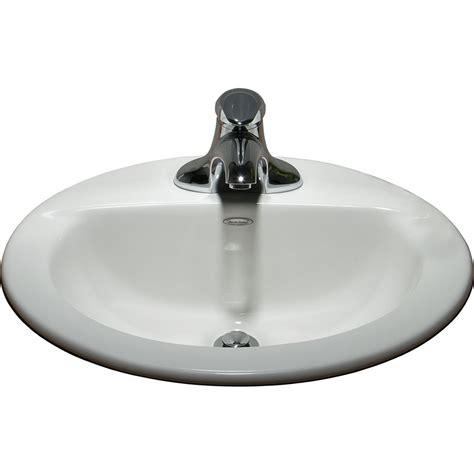 lead free kitchen faucets american standard 0346403 020 white topmount oval bathroom sink lowe 39 s canada