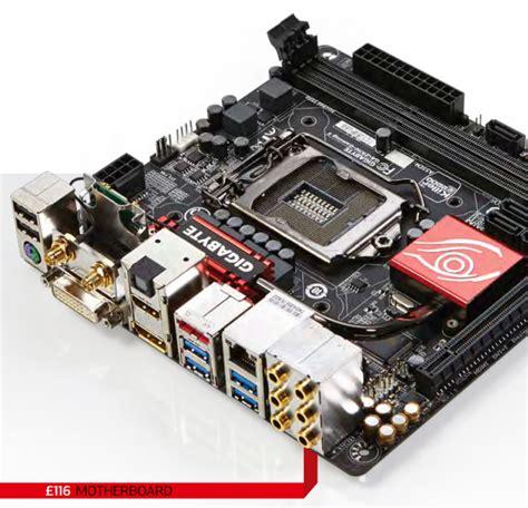Best Itx Motherboard 2014 Gigabyte Z97n Gaming 5 Top Review