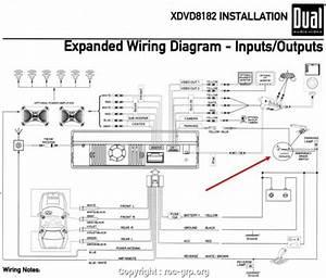 Dual Amplifier Wiring Diagram Di 2020