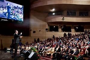 Motivational Speaker Finds Eager Audiences in a Struggling ...