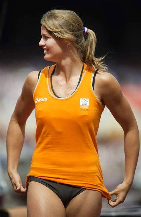 Hot Women In Sport: Dafne Schippers