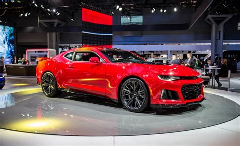 Camaro Year by The 2017 Chevrolet Camaro Zl1 Is The Most Camaro In