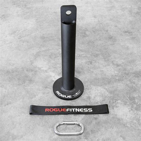 rogue loading pin grip strength training