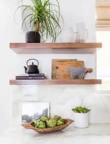kitchen shelves decorating ideas best 25 kitchen shelf decor ideas on
