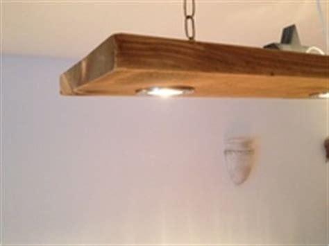 Lade A Sospensione Cucina by Deckenleuchte Aus Holz Gem 252 Tliches Zuhause Dawanda