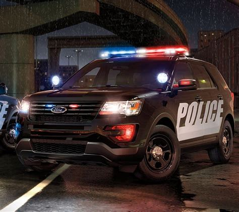 ford police interceptor utility model details