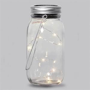 Glas Mit Lichterkette : led lichterkette im einmachglas 3er set online kaufen ~ Yasmunasinghe.com Haus und Dekorationen